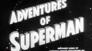 ADVENTURES OF SUPERMAN THEME