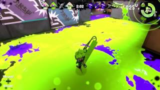 Splatoon 2 - Turf War on Starfish Mainstage (FULL MATCH/No Commentary)