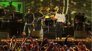 Nas & Damian Marley - As We Enter (live HD)