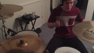 Neck Deep - Where Do We Go When We Go (Drum Cover)