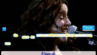 É isso aí - Ana Carolina & Seu Jorge - Karaoke Ultrastar