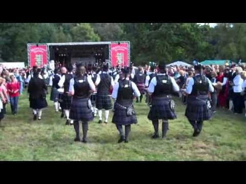 Highland Games Machern Scotland the Brave