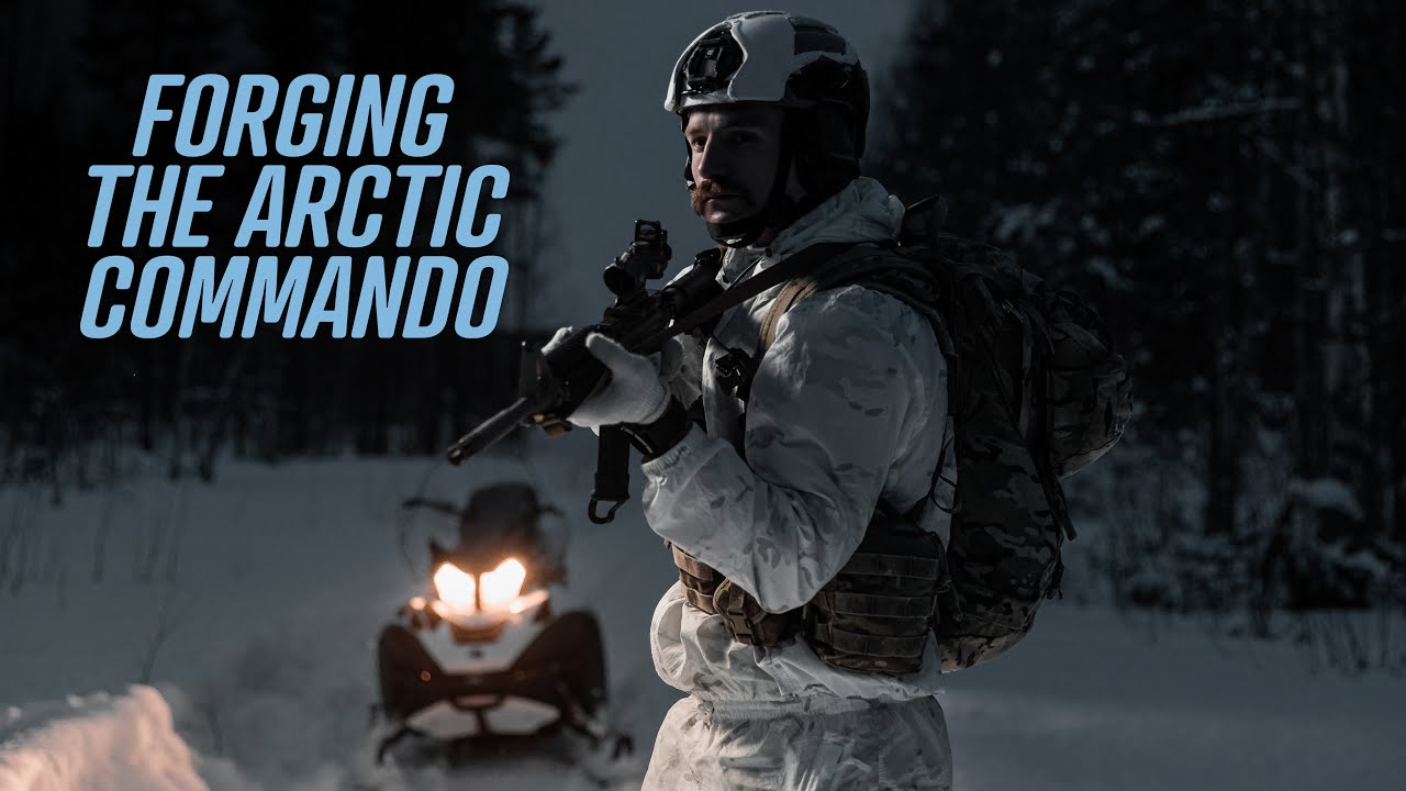 Royal Marines | Forging the Arctic Commando