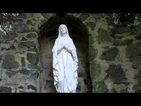 Our Lady's Well St Mary's Monastery Kinnoull Perth Perthshire Scotland