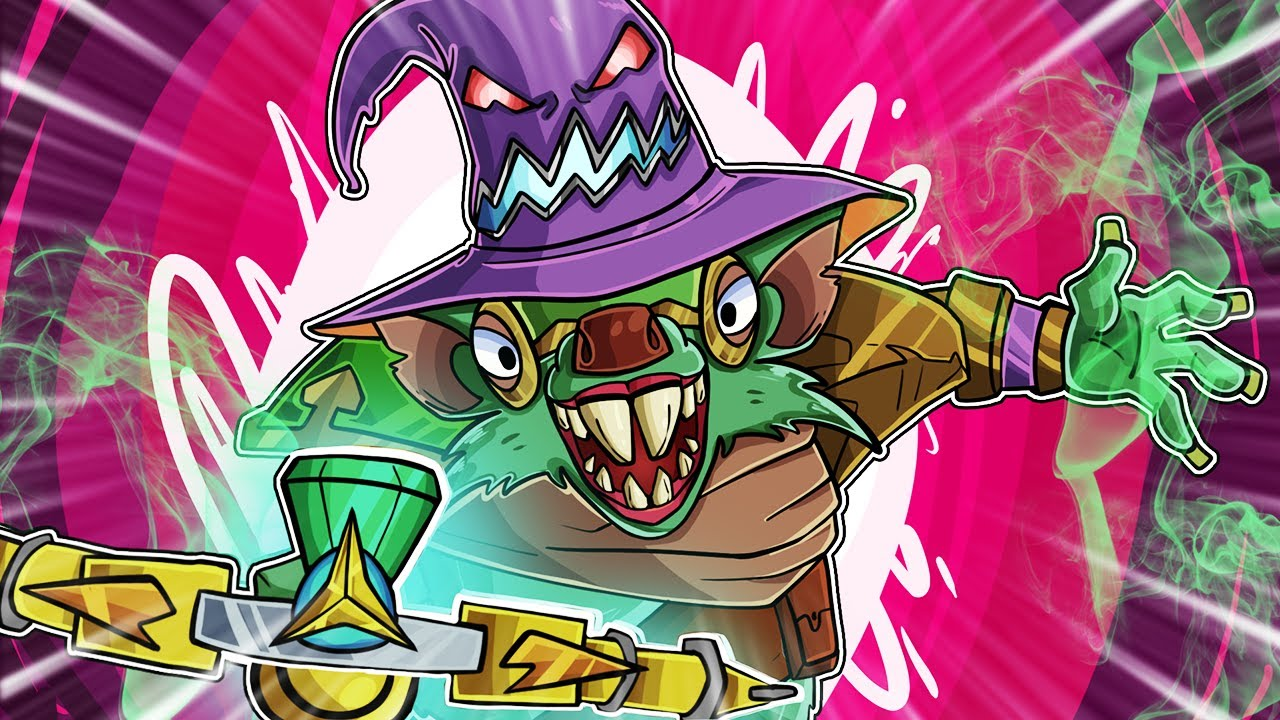 NightBlue3 - THE WIZARD RAT IS HERE (FULL AP TWITCH JUNGLE)