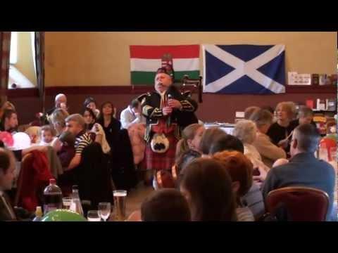 Magyar Nemzeti Nap Skóciában – 2012 – Hungarian Day in Stirling, Scotland