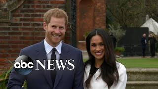 Prince Harry and Meghan Markle have set a date