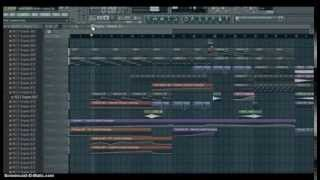 Full mix - Calvin Harris and Alesso ft Hurts - Under control - FL Studio