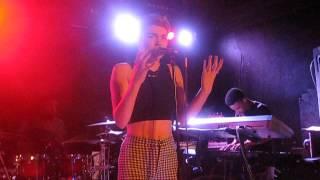 Chloe Howl...Bad Dream live @ The Bodega,Nottingham.23/10/14.