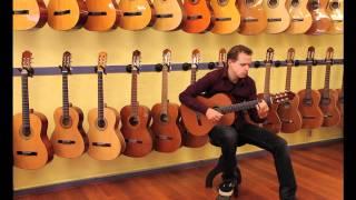 """Jose Rodriquez 18 guitar - """"Rooske"""" original"""