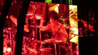 Oye como va - Carlos Santana (at the Ángel de la Independencia Fancam)