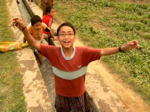 Nepal Pokhara Kids