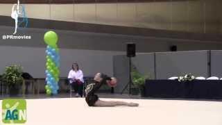 Marta Ramos - AGDC (POR) - Bola (Ball) - Junior - AGN Cup 2013