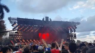 Hardwell ultra music festival 2017