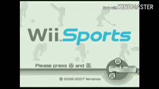 Wii sports [(EARRAPE)]