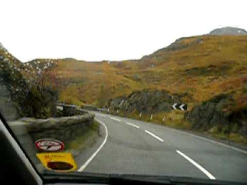 glen coe drive