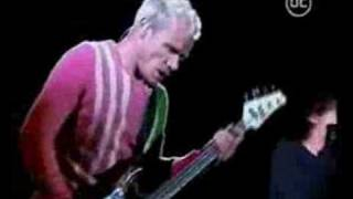 Suck My Kiss - Red Hot Chili Peppers - Chile 2002