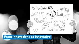 Innovation 'Architects'