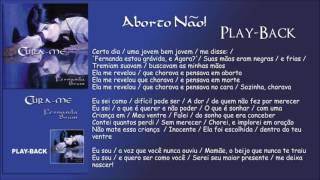 """Aborto Não! [Playback] Fernanda Brum - CD """"Cura-me"""" 2008 - Original HD ComLETRA"""