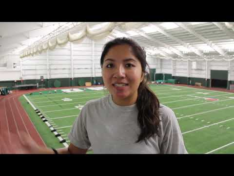 Riley Runnells follows Lanae Lang, a junior in the ROTC Air Force program, to discuss the ROTC program, women in ROTC and more.   Video by: Riley Runnells Editing by: Riley Runnells Visit our website: https://www.thepostathens.com/ Find us on social media: Instagram: https://www.instagram.com/thepostathe... Twitter: https://twitter.com/ThePost Facebook: https://www.facebook.com/ThePostAthens