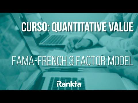 En este curso, Carles explicará con detalle el motivo de uso de la fórmula de tres factores de Fama-French. Posteriormente, hará también una comparación del comportamiento activos Value y Growth a lo largo del tiempo.