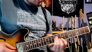 Jazz Standards: Autumn Leaves (Chord Melody)
