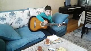 Her şeyim(Gitar Cover)