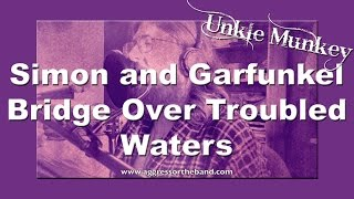 Bridge Over Troubled Waters COVERED IN METAL by Unkle Munkey (Simon and Garfunkel cover)