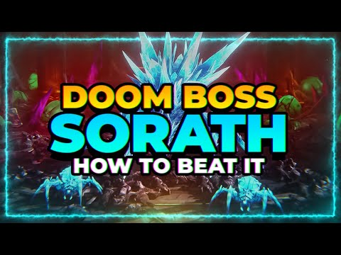 SORATH Frost Spider Boss Guide! | RAID Shadow Legends