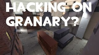 Goofing on Granary (and being called a hacker) - A TF2 classic clip