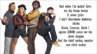 The Black Eyed Peas - Hey Mama [Karaoke with Lyrics on Screen] [Official Instrumental]