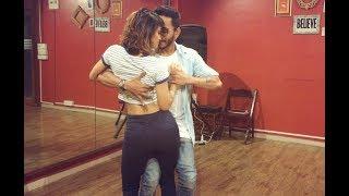 Cornel and Rithika   Bachata Sensual   Thong song- JCY & Sisqo   Dj Selphi Bachata remix