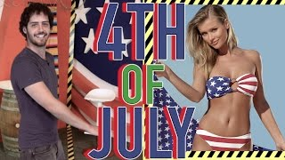 CHICAS, BIKINIS, CERVEZA Y MÁS ESTE 4TH OF JULY- XQWHYNOT