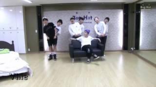 BTSfesta cut choreography 2015