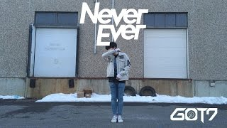 "GOT7(갓세븐) - ""Never Ever"" Full Dance Cover"