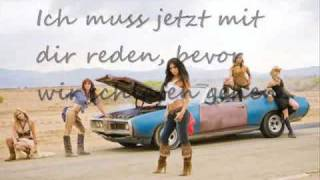 The Pussycat Dolls I Hate This Part Übersetzung