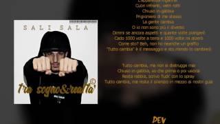 Sali Sala Feat. Dev - Tutto cambia (Prod. Nuttkase)