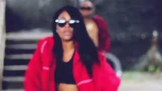 R.I.P Aaliyah Tribute 2014 By Maryland Rivers | Shot By @_JamesJones_ |