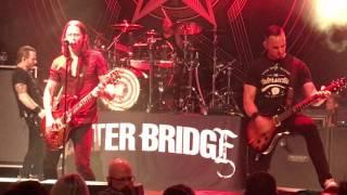 Alter Bridge Blackbird Live