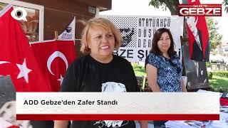 ADD Gebze'den Zafer standı!