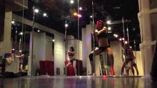Pole Dance Tokyo-Pour it up!