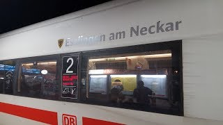 ICE 3 in Dortmund Hbf: ICE624 Dortmund Hbf