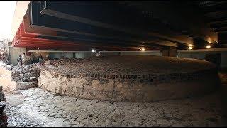 Abre nueva ventana arqueológica en Tlatelolco: el Templo de Ehécatl-Quetzalcóatl