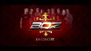 CONCERT LIVE: La semaine BOZ - 7, 8, 9, 10, 11 JUIN 20H30