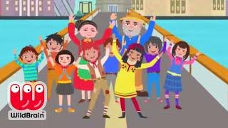 Learn Nursery Rhymes   London Bridge is Falling Down   Nursery Rhymes Time