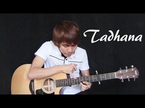 Tadhana - Up Dharma Down (fingerstyle guitar cover v2.0) + Free tab ...