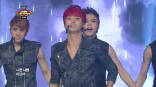 VIXX - hyde, 빅스 - 하이드, Show Champion 20130620