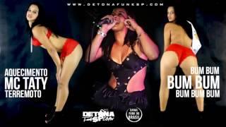 Aquecimento do Bumbum MC Taty Terremoto (Charmozinho Dj) 2013