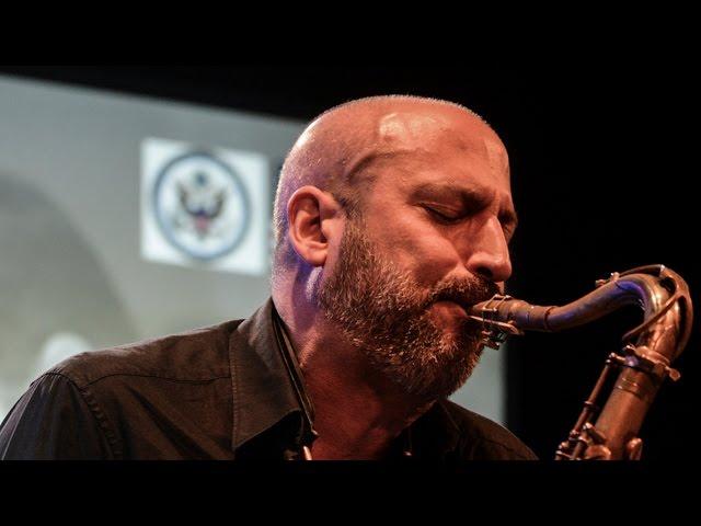 Video oficial de Bob Sands Quartet