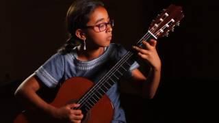 Sunaya - La Folia Variations, R. Vidali, arr. F. Longay